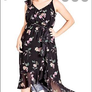 City Chic Captivate Dress